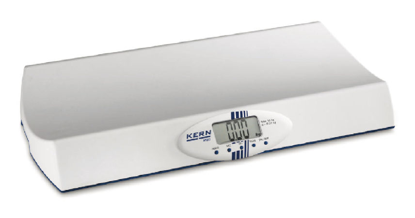 MBD 20K-2S05, Baby scale 10 g ; 15000 g